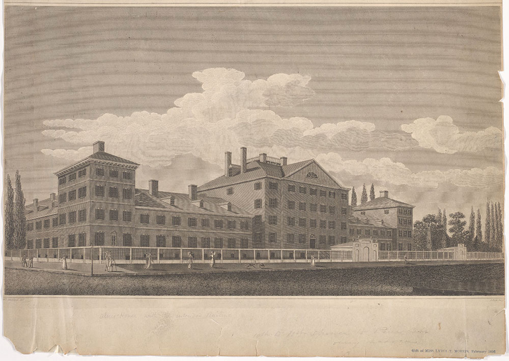 Philadelphia Almshouse