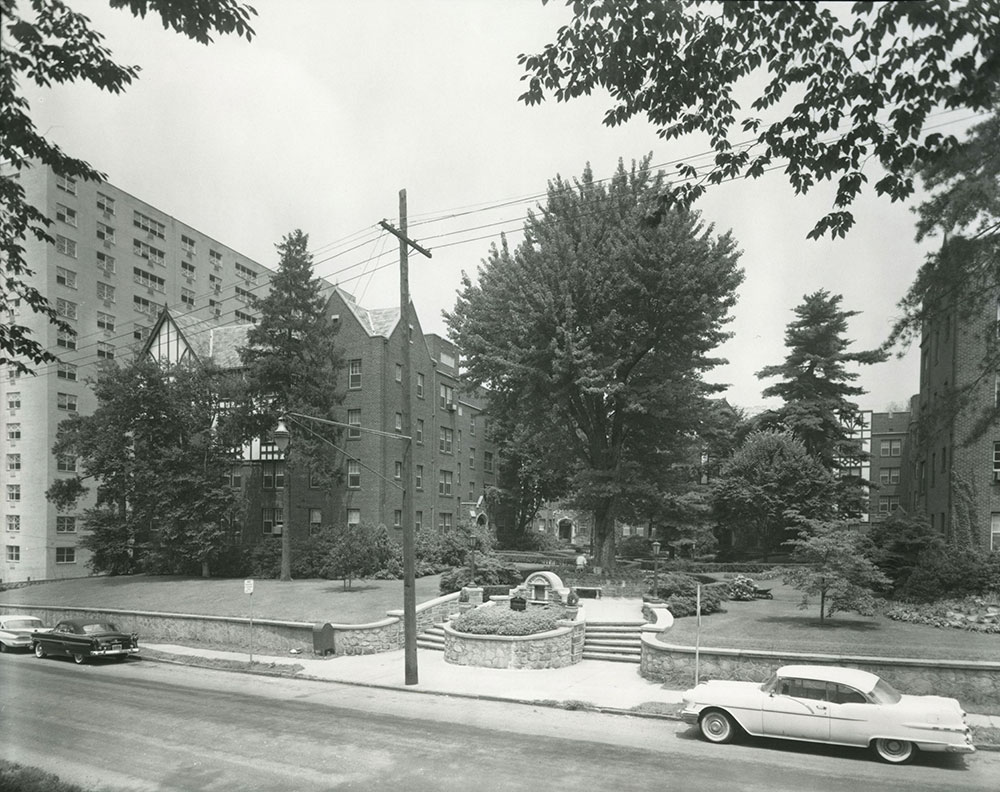 Marchwood Apartments