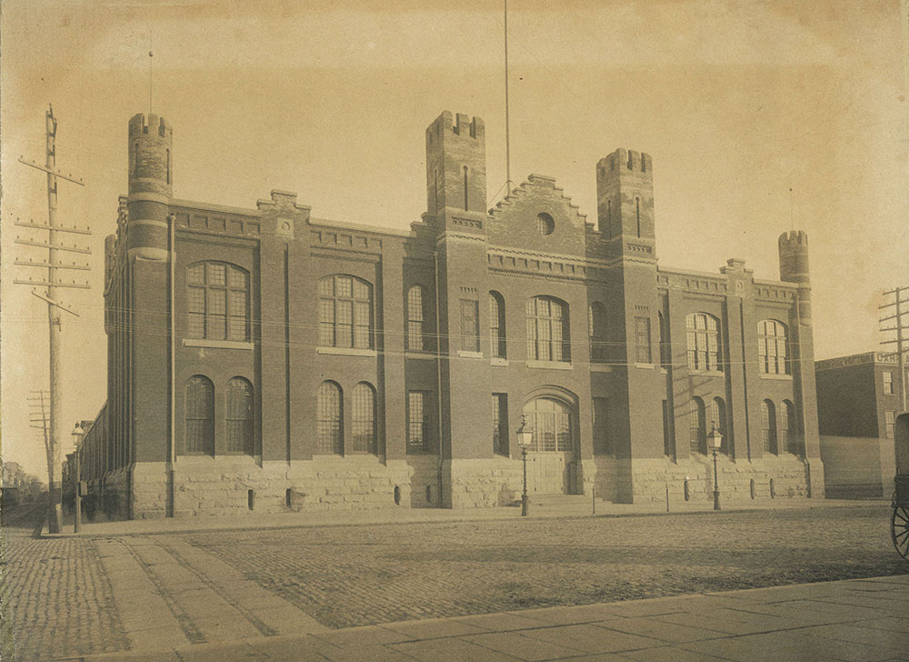First Regiment Armory
