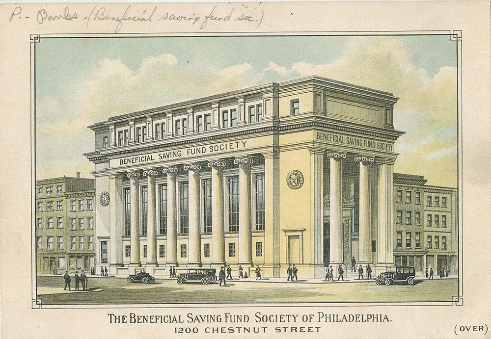 Beneficial Saving Fund Society
