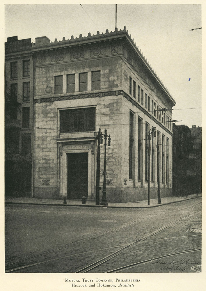 Mutual Trust Company Bank & Office Building