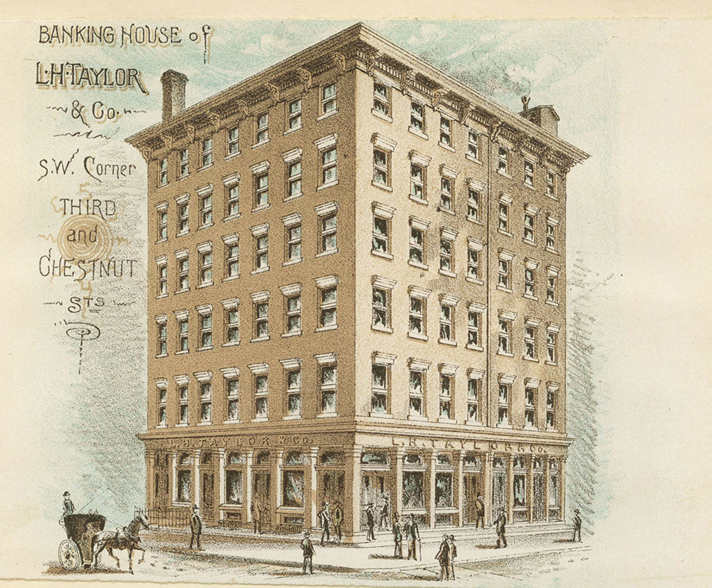 Banking House of L.H. Taylor & Co.