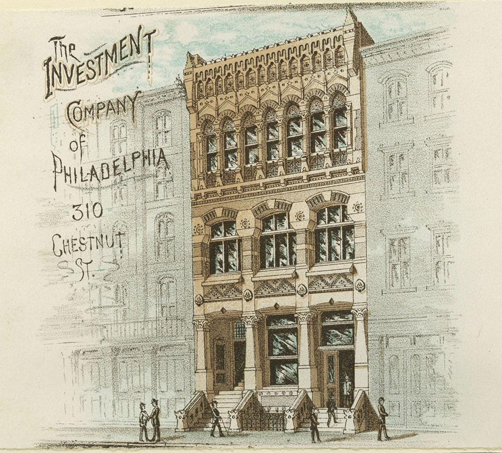 The Investment Company of Philadelphia