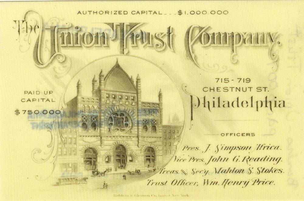 Union Trust Company