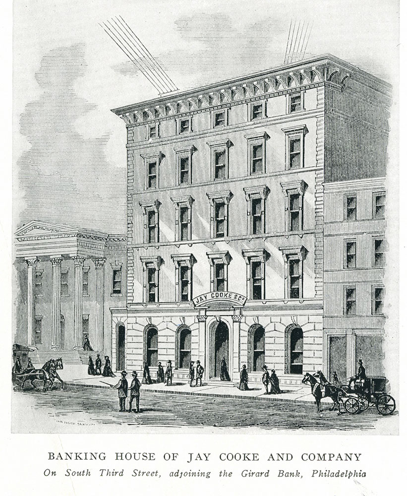 Banking House of Jay Cooke and Company