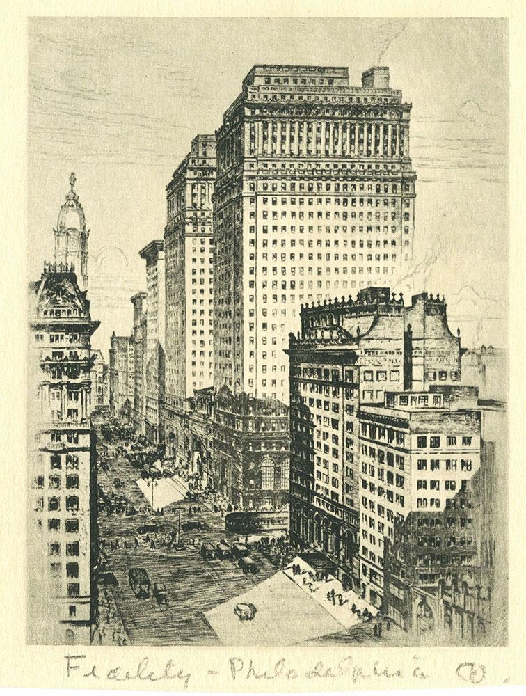 Fidelity-Philadelphia Trust Company Building