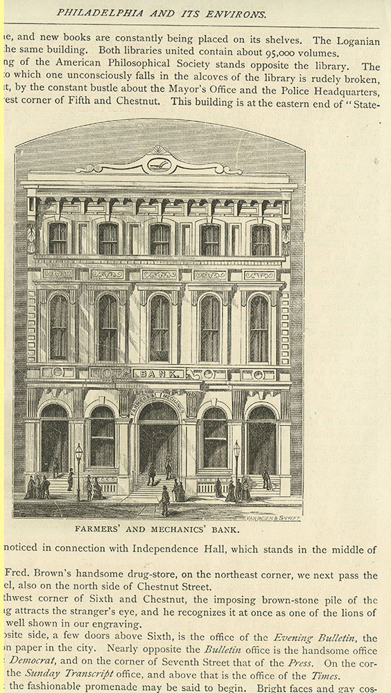 Farmers and Mechanics Bank