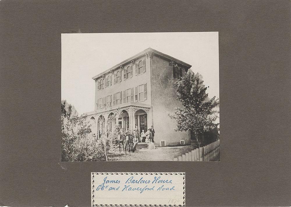 Haddington - Eckfeldt Collection, E. 7, Houses B-E, No. 105