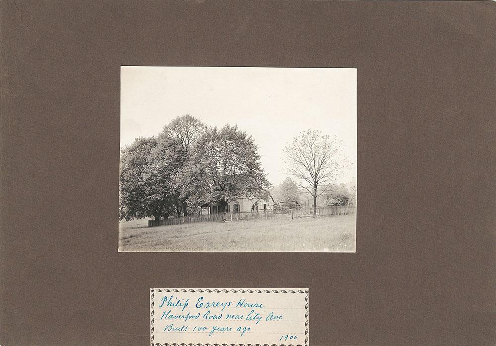 Haddington - Eckfeldt Collection, E. 7, Houses B-E, No. 124