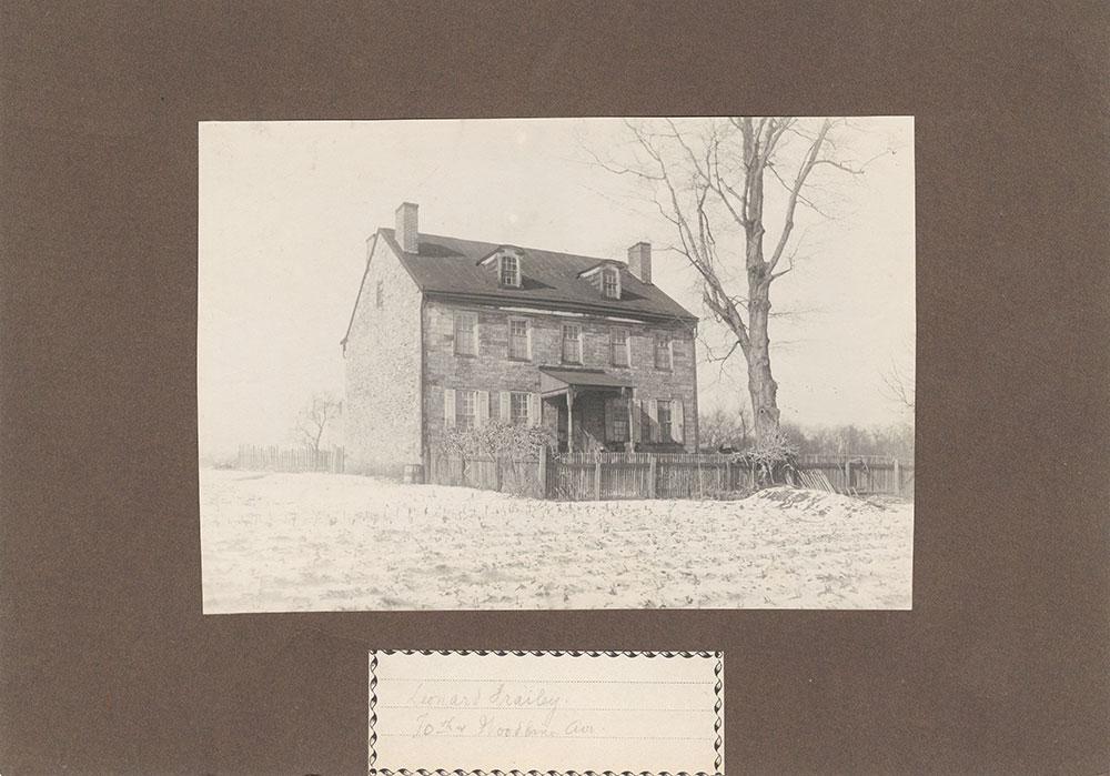 Haddington - Eckfeldt Collection, E. 8, Houses F-H, No. 132