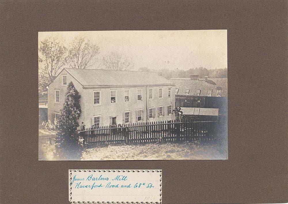 Haddington - Eckfeldt Collection, E. 12, Mills, No. 211