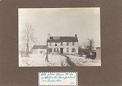 Haddington - Eckfeldt Collection, E. 14, Stone houses, No. 245