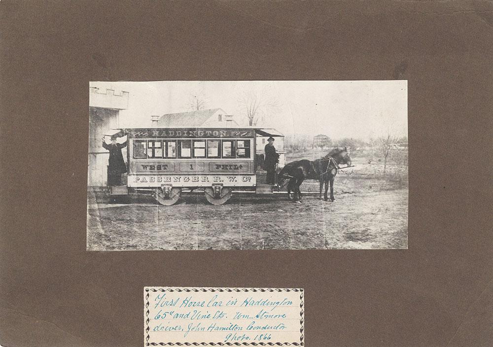 Haddington - Eckfeldt Collection, E. 15, Views, roads, No. 248