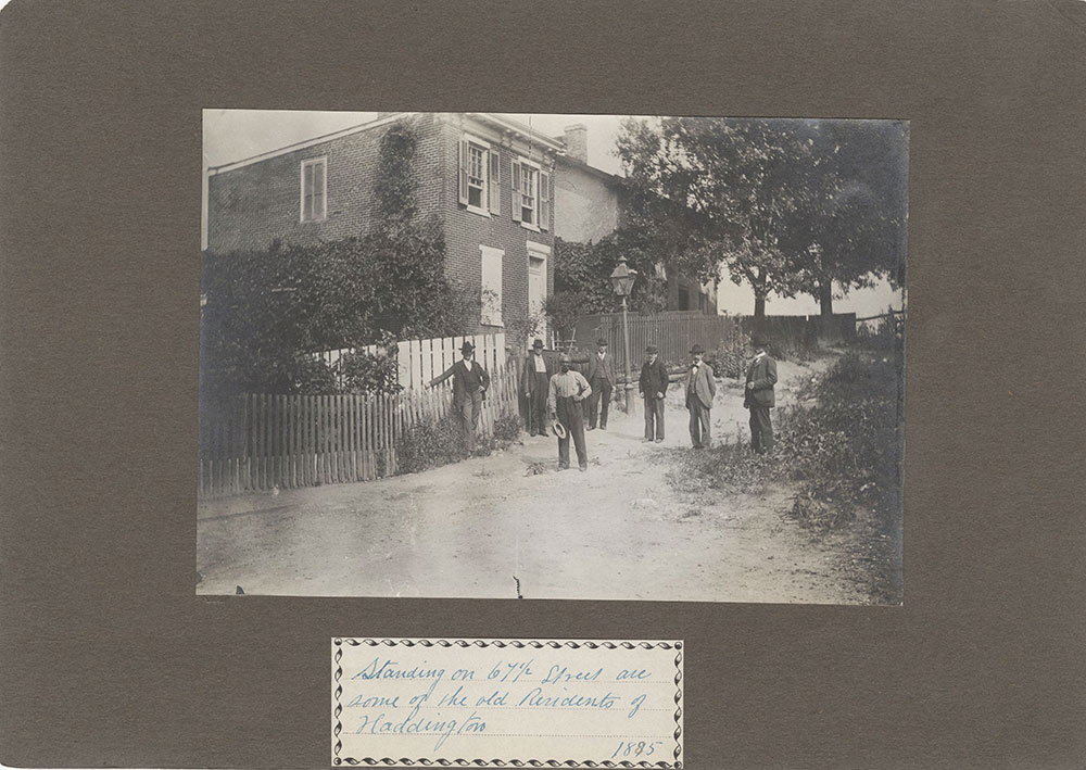 Haddington - Eckfeldt Collection, E. 15, Views, roads, No. 253
