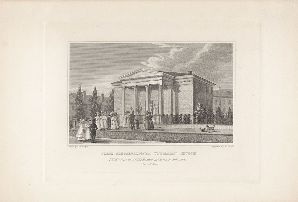 First Congregational Unitarian Church