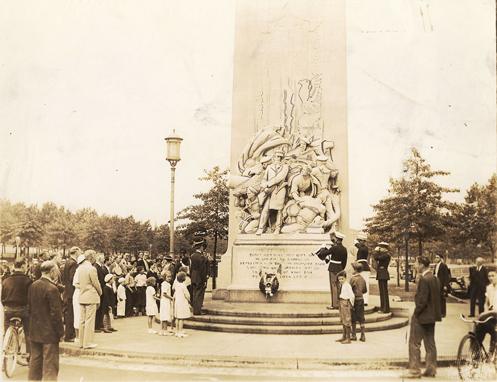Civil War Soldiers' and Sailors' Monument