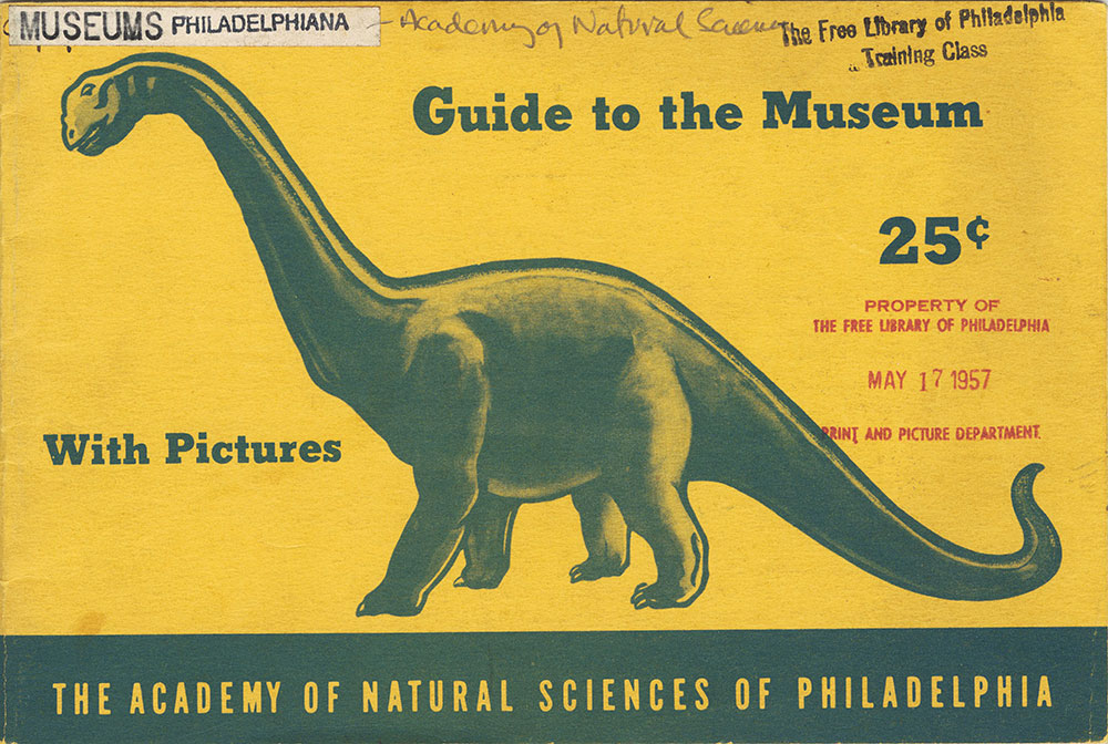 Guide to the Museum, The Academy of Natural Sciences of Philadelphia