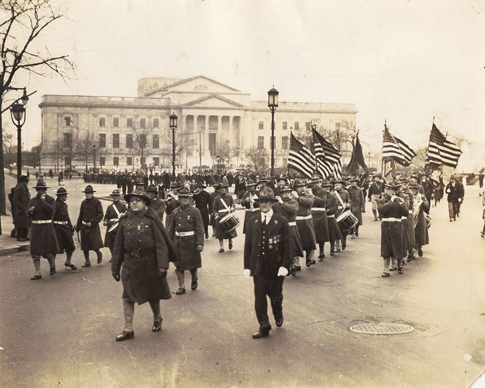 US Spanish War Veterans