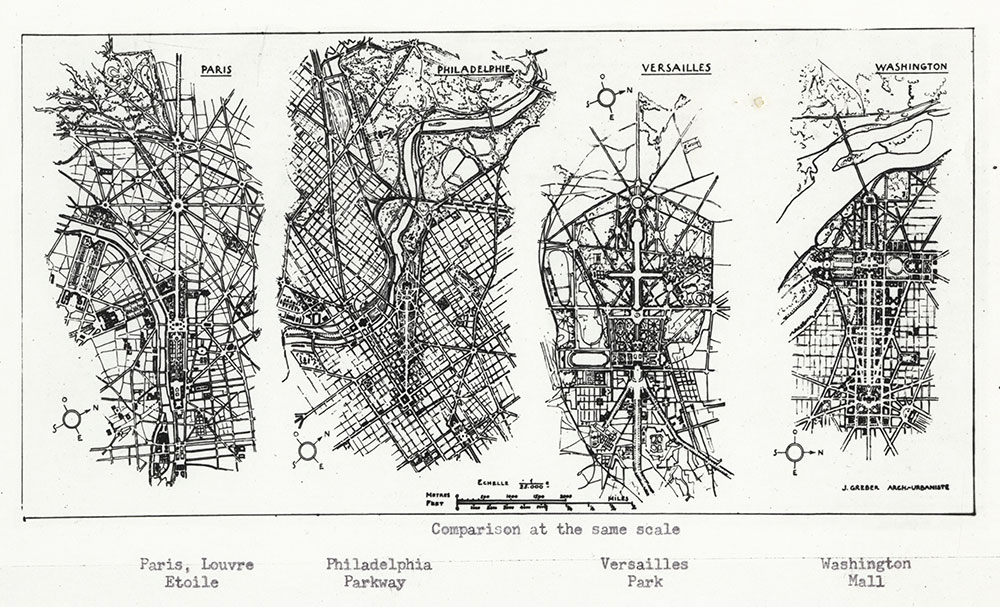 Planning Parkway: Comparing other cities