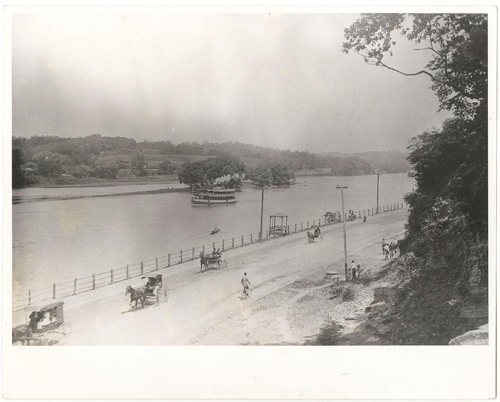 Schuylkill River, 1890s