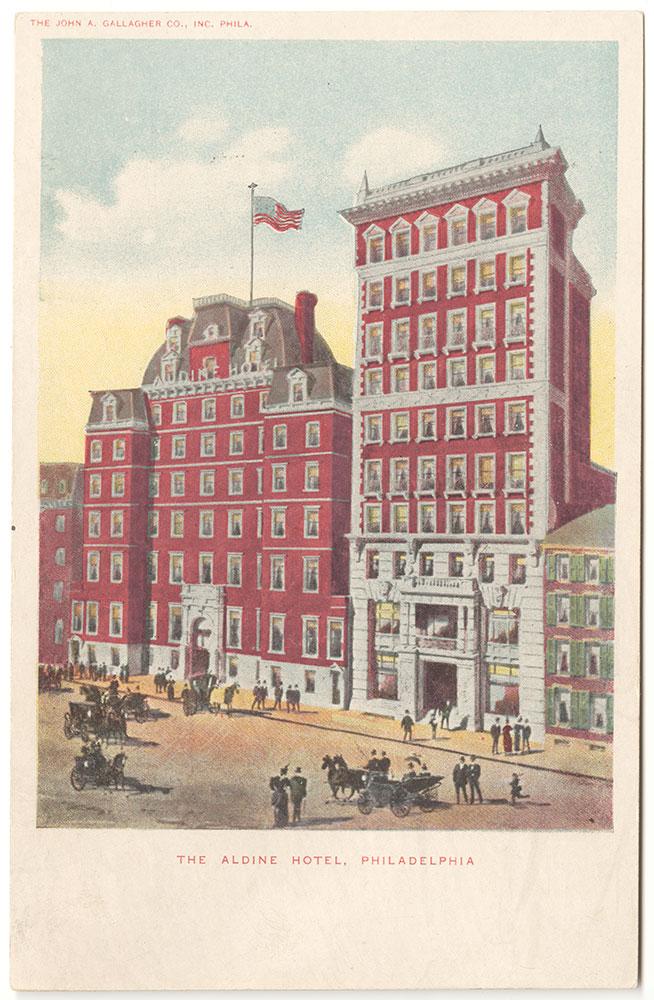 The Aldine Hotel, Philadelphia