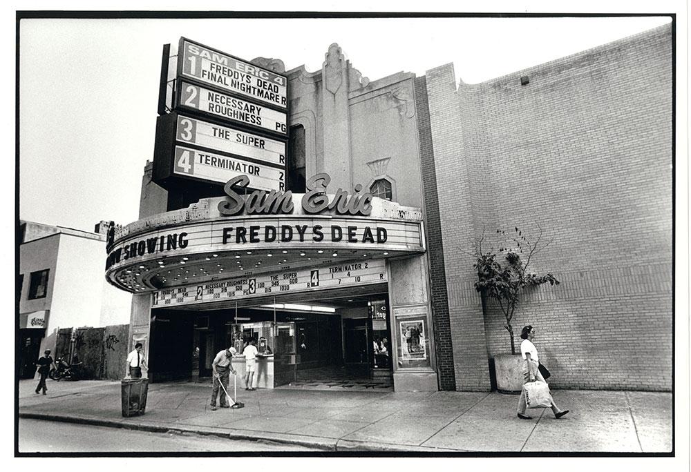 Boyd Theatre, 1991