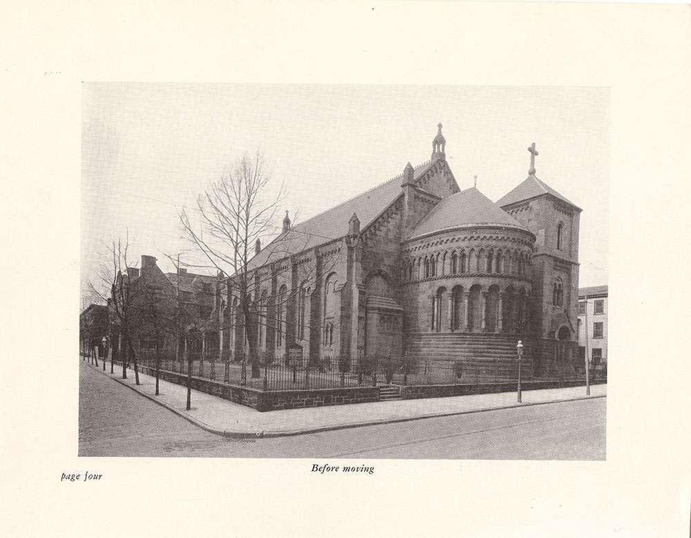 St. Clement's Church -- An Outstanding Feat in Engineering