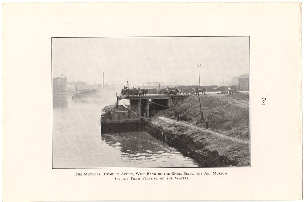 From The Redemption of the Lower Schuylkill: The river as it was, the river as it is, the river as it should be