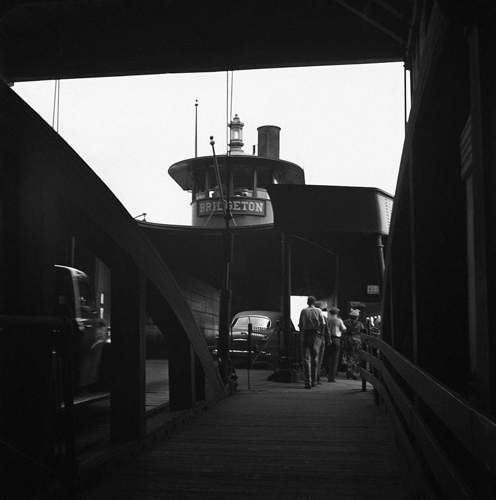 Philadelphia-Camden Ferry Service #1
