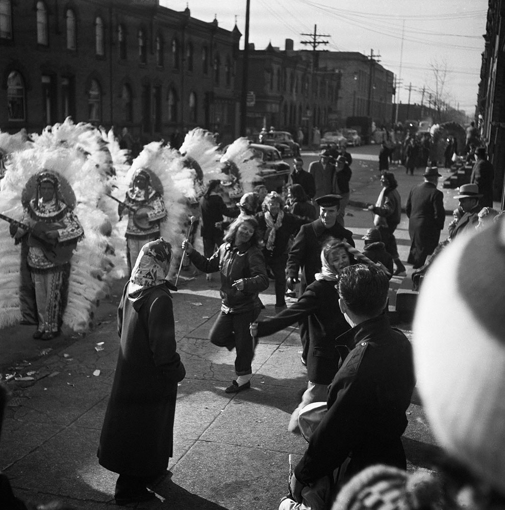 Mummers Parade #10