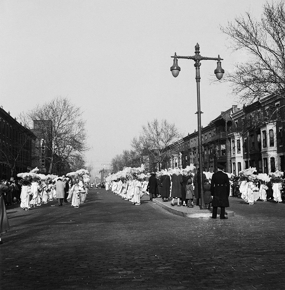 Mummers Parade #11