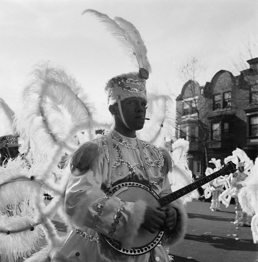 Mummers Parade #12