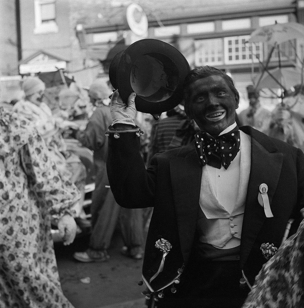 Mummers Parade #20