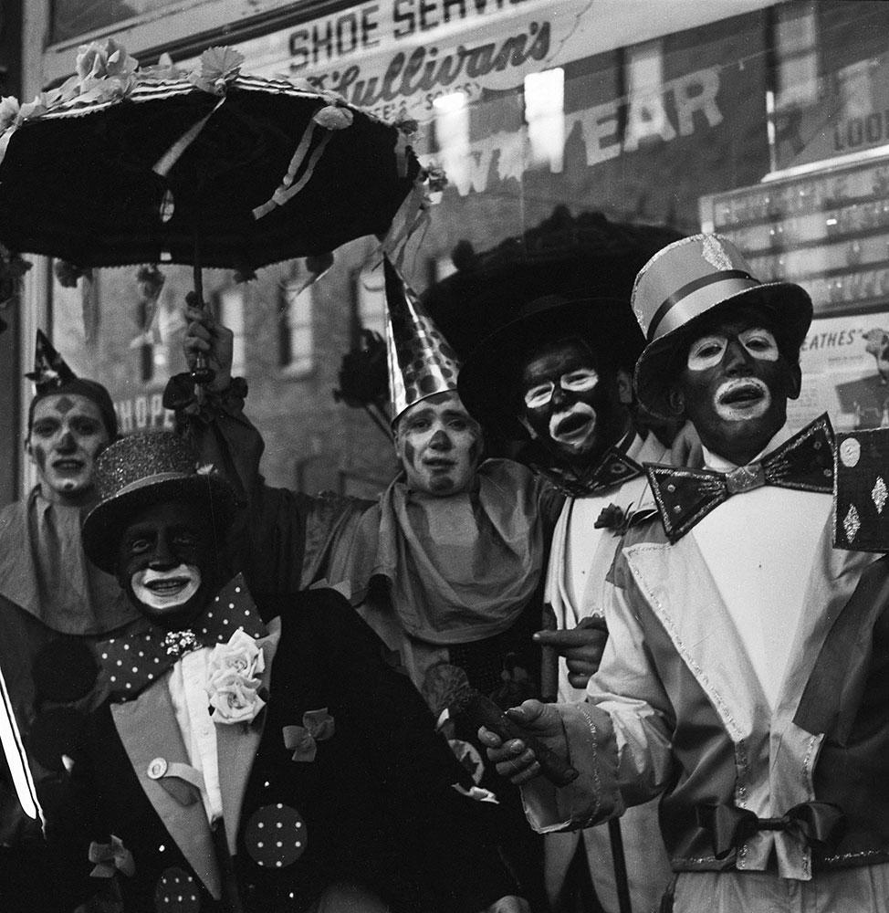 Mummers Parade #21
