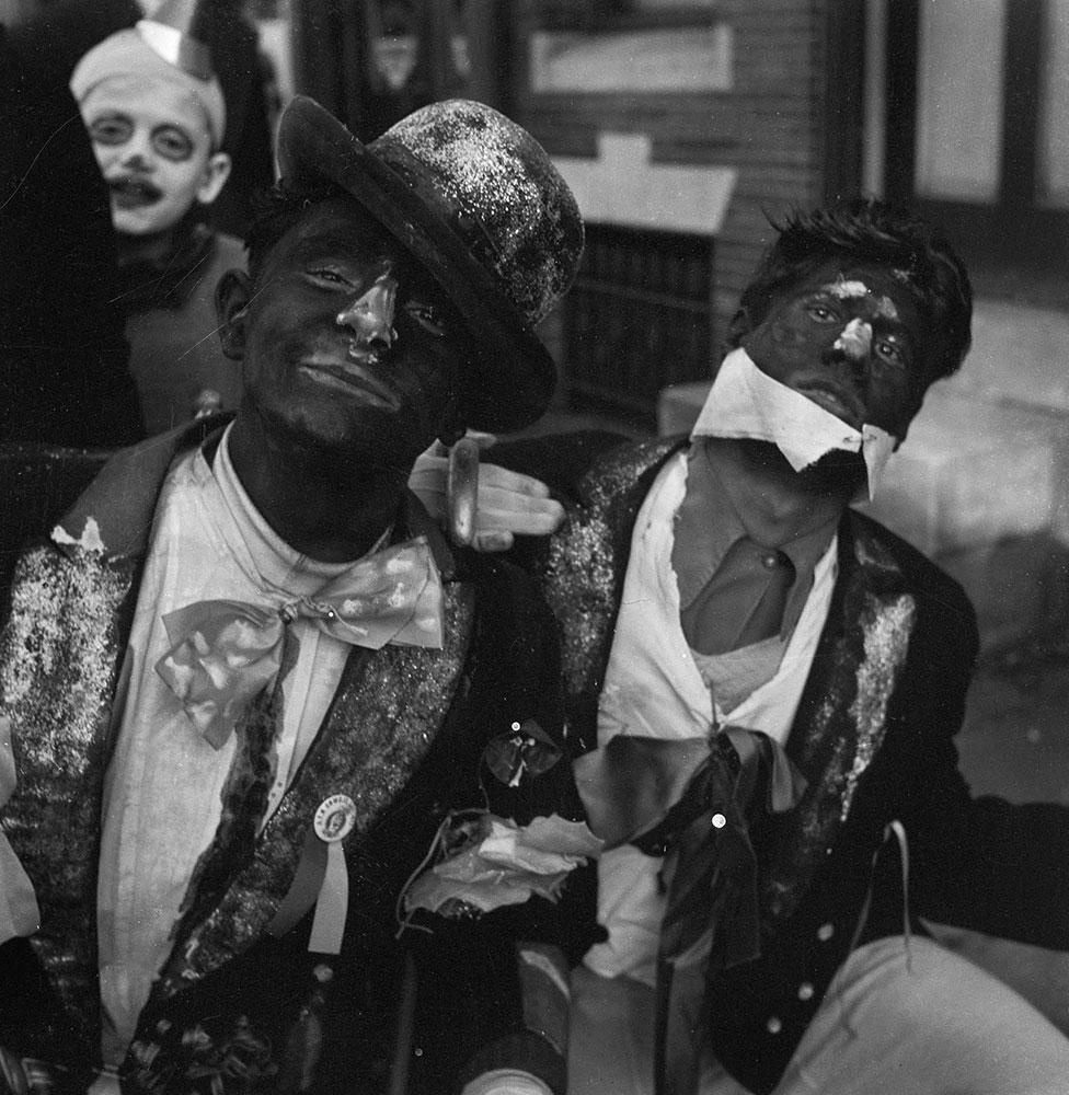 Mummers Parade #22