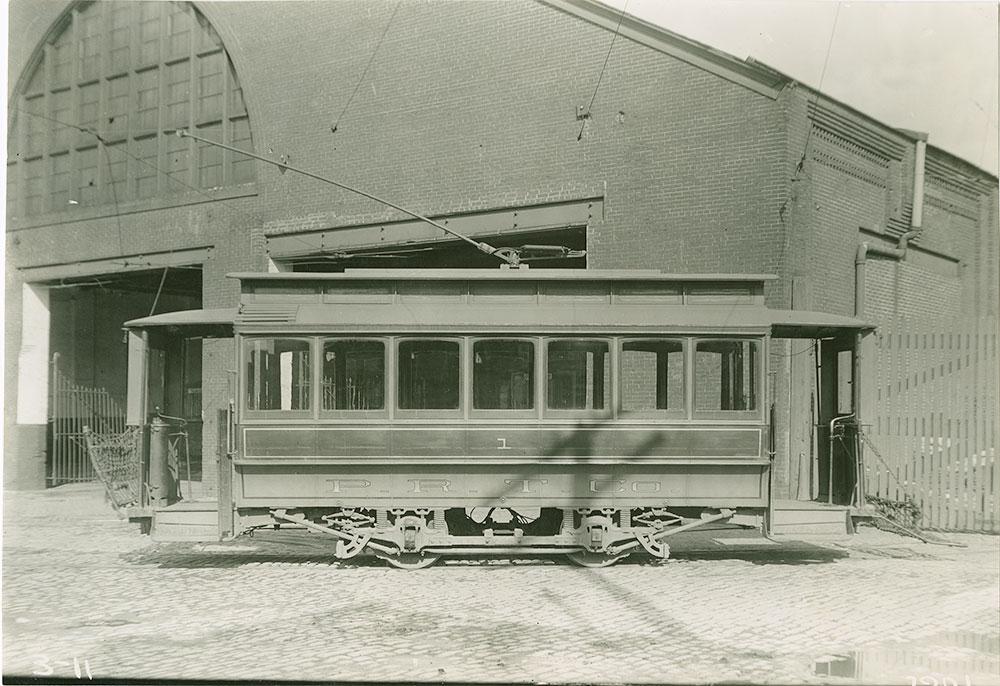 Trolley No. 1