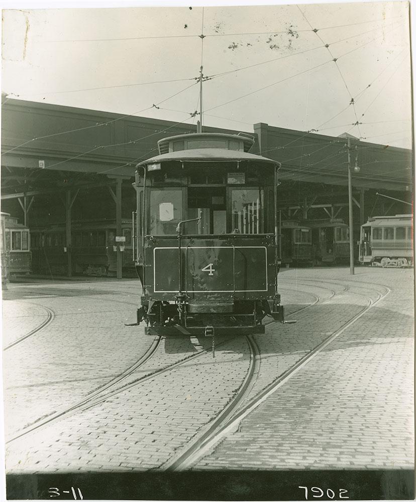 Trolley No. 4