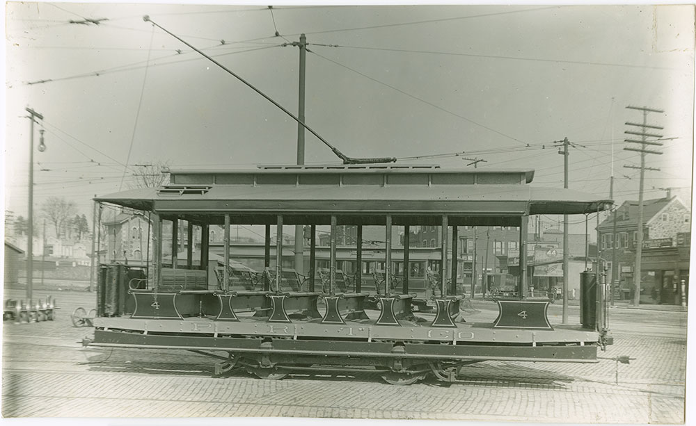 Trolley No. 4