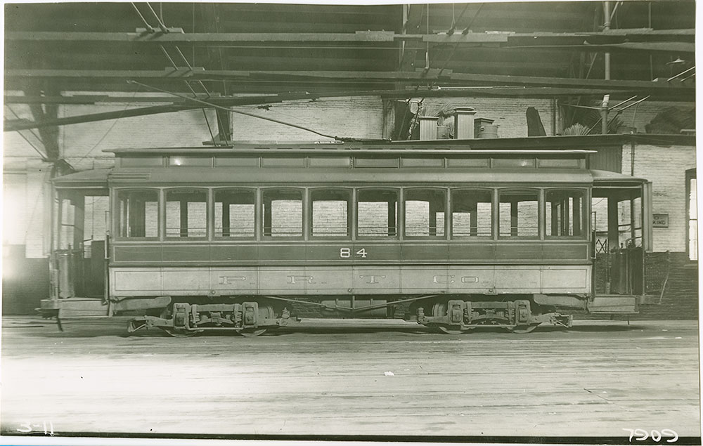 Trolley No. 84