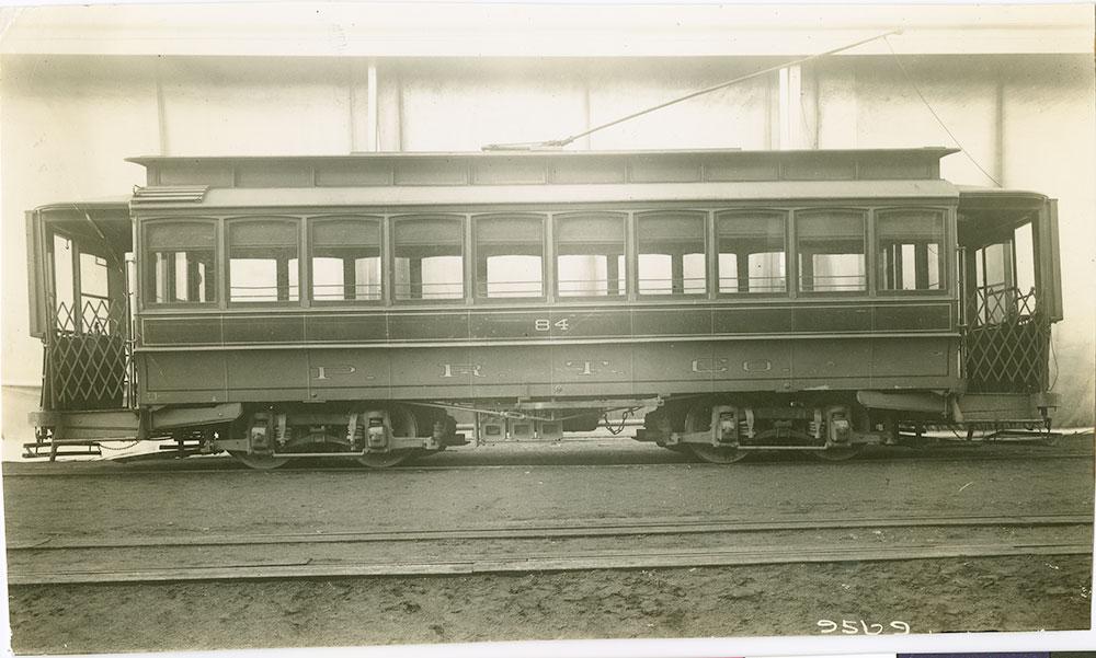 Trolley No. 84