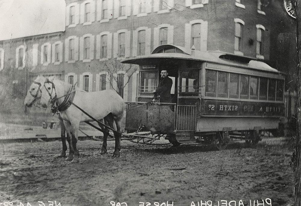 Horse car no. 159