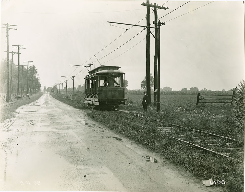 Trolley No. 520