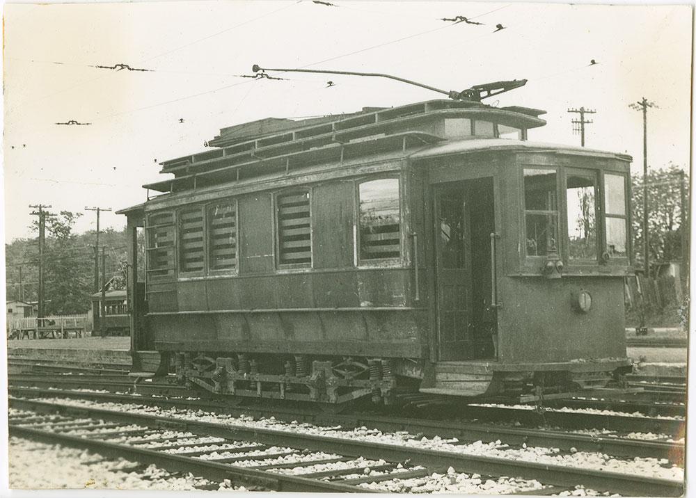 Trolley No. 548