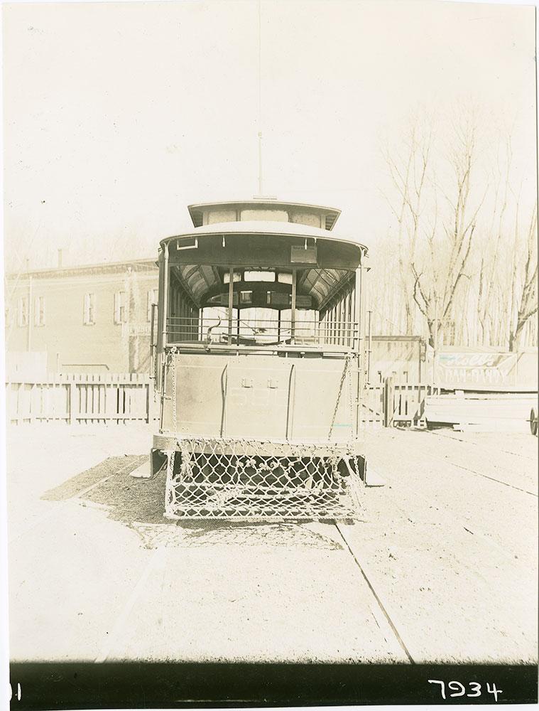 Trolley No. 596