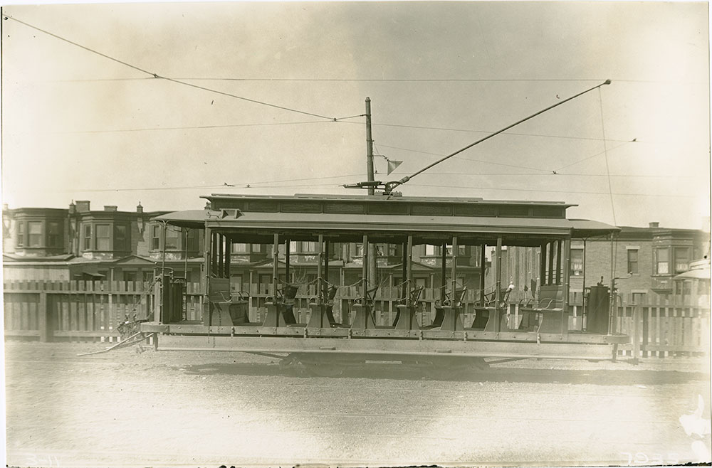 Trolley No. 596