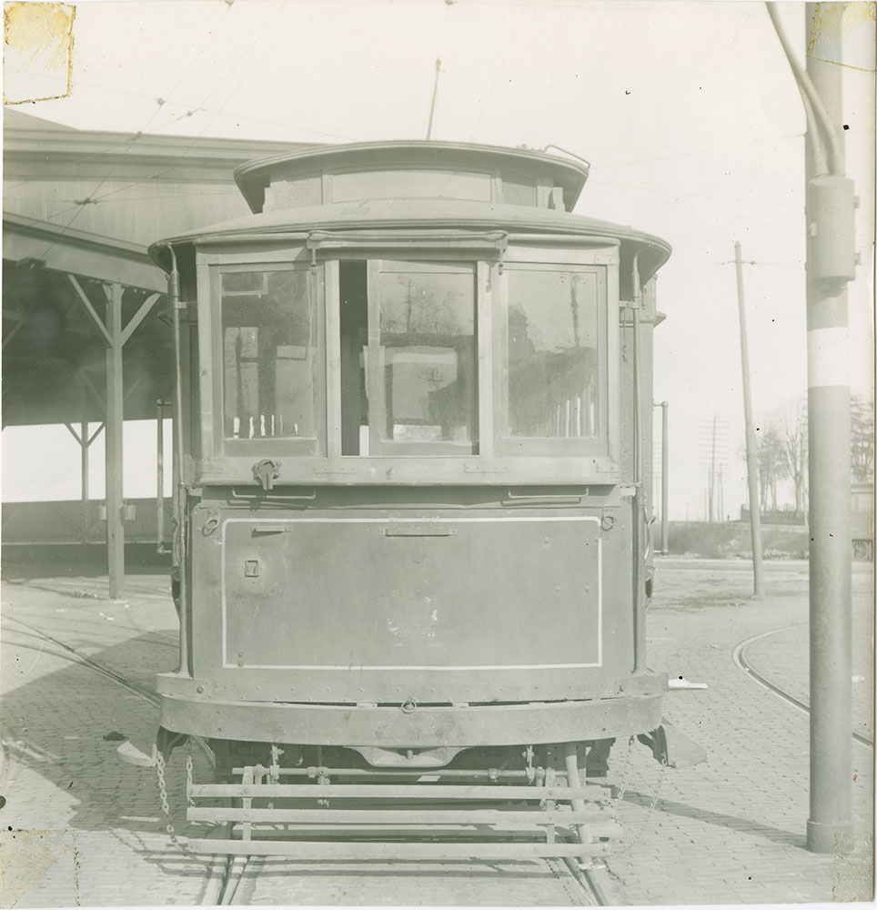 Trolley No. 716