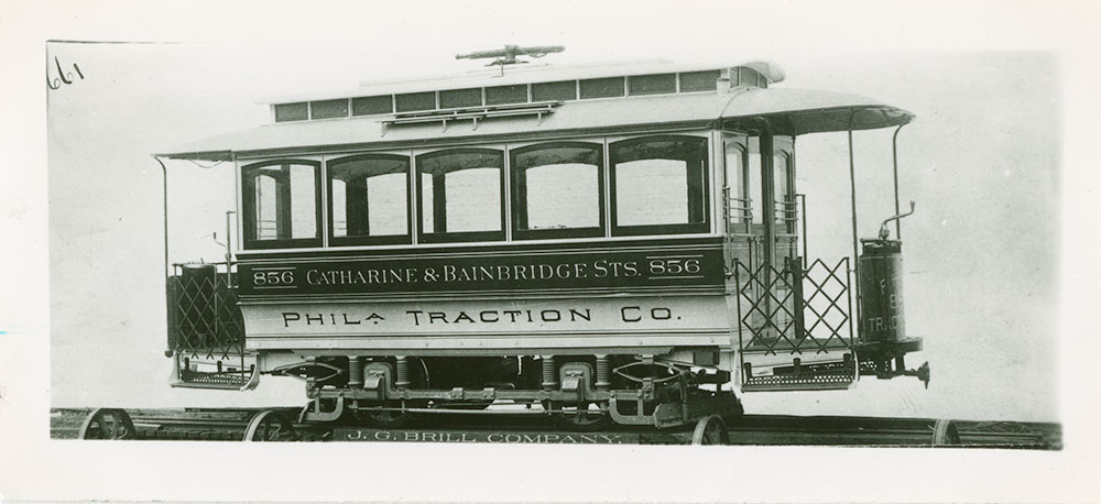 Trolley No. 856