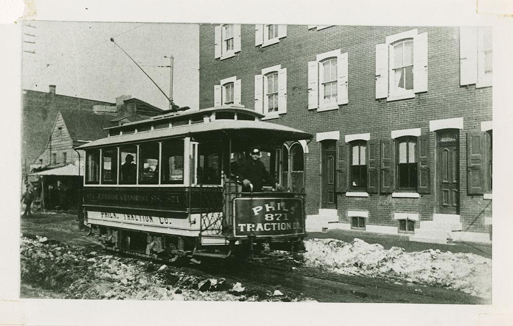 Trolley No. 871