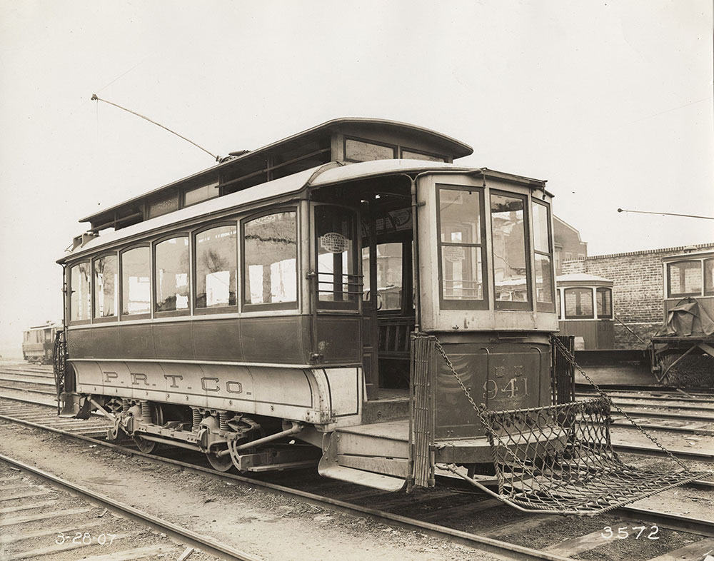 Trolley no. 941