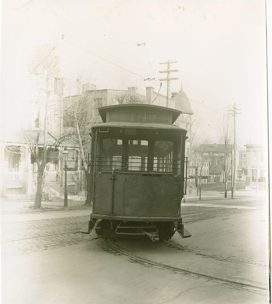 Trolley No. 1067